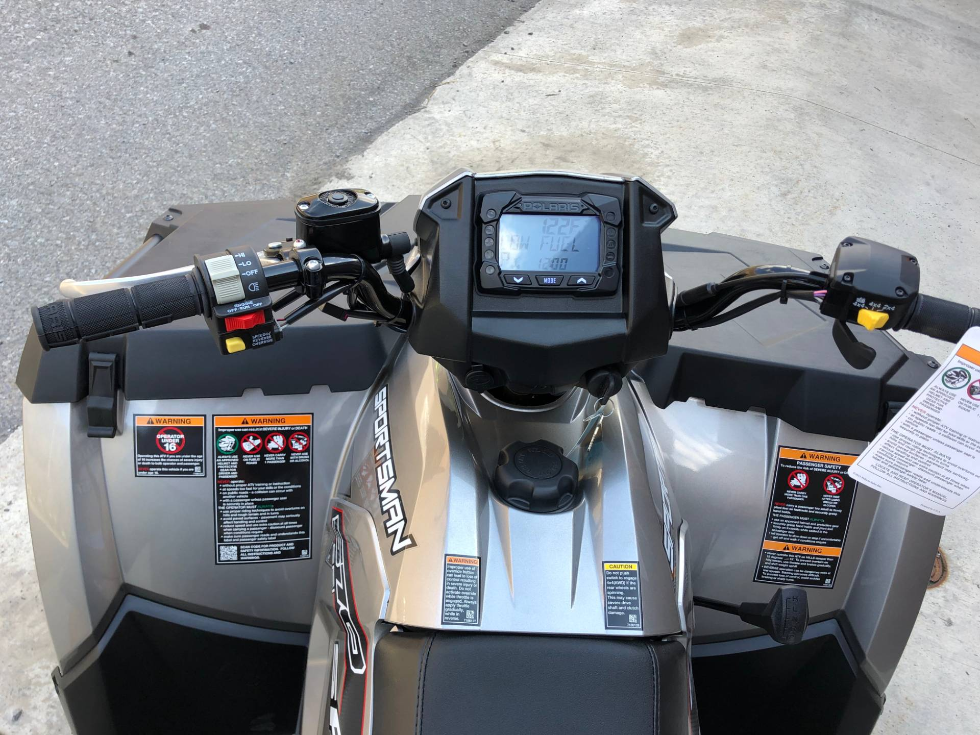 2019 Polaris Sportsman Touring 570 SP in Tyrone, Pennsylvania - Photo 2