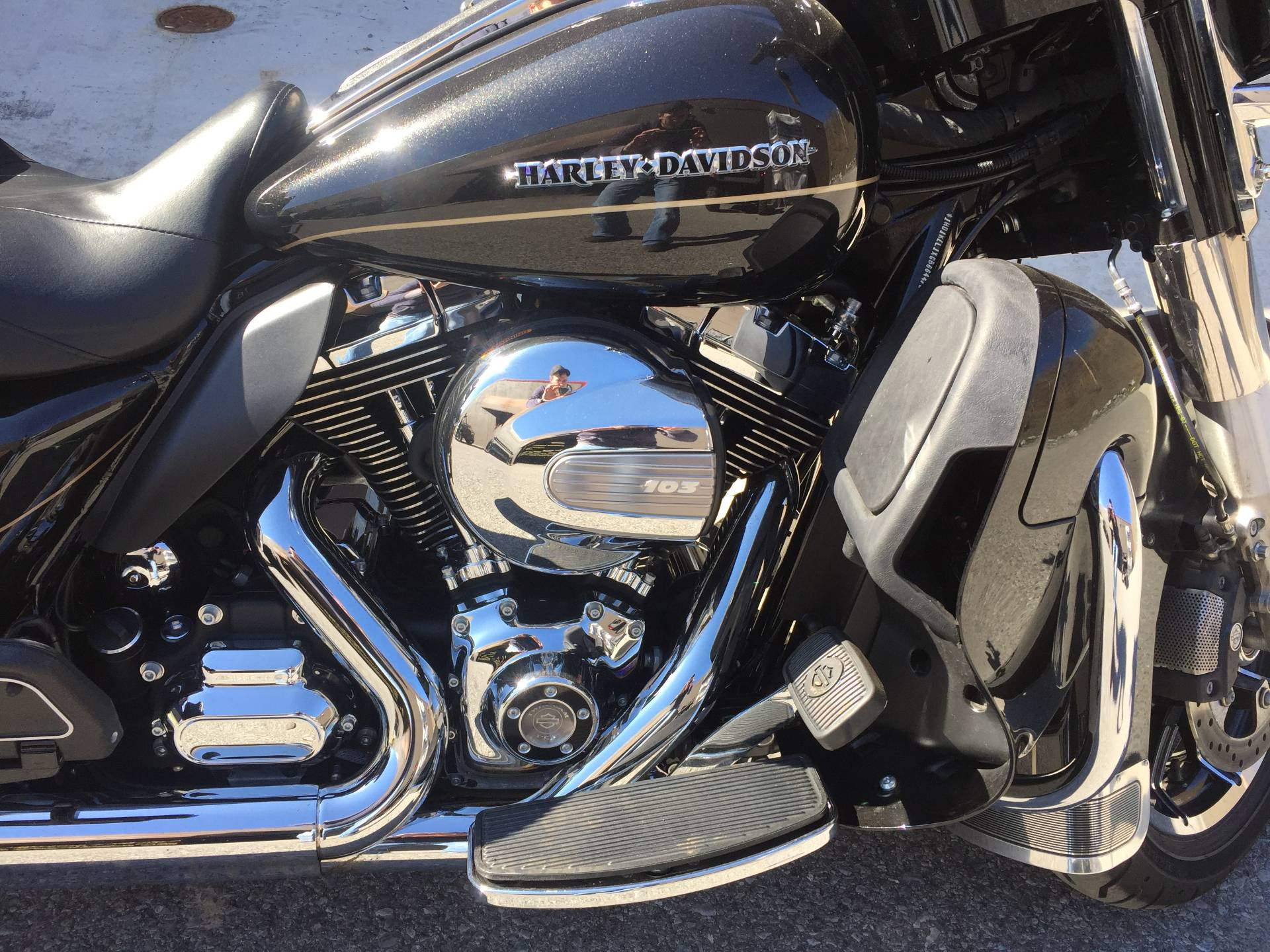 2016 Harley-Davidson Ultra Limited in Tyrone, Pennsylvania