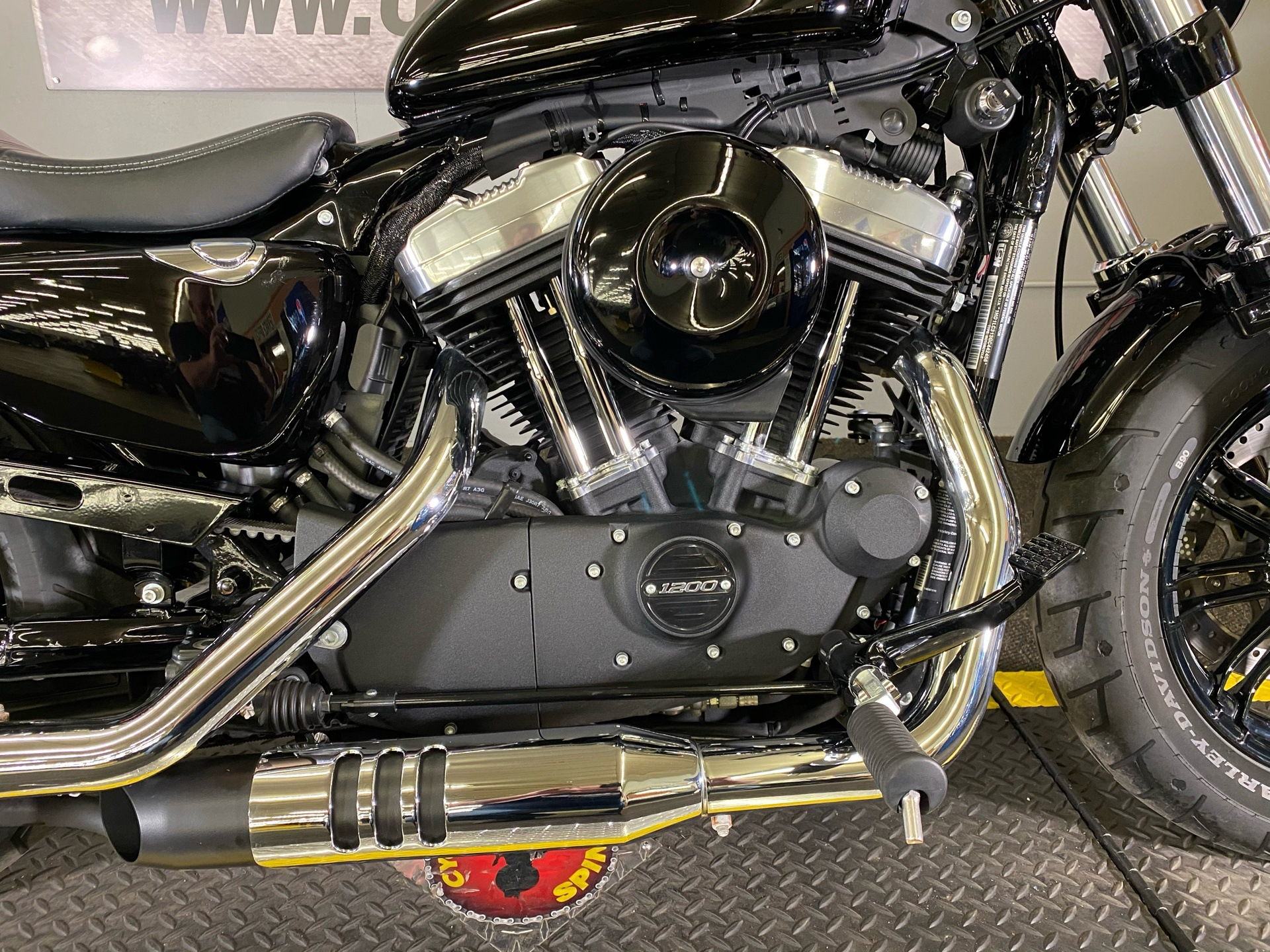 2016 Harley-Davidson Forty-Eight® in Tyrone, Pennsylvania - Photo 3