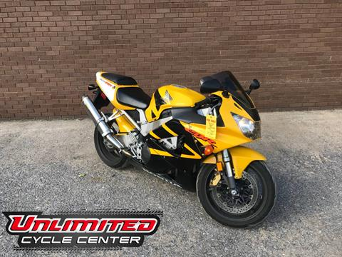 2000 Honda CBR929RR in Tyrone, Pennsylvania