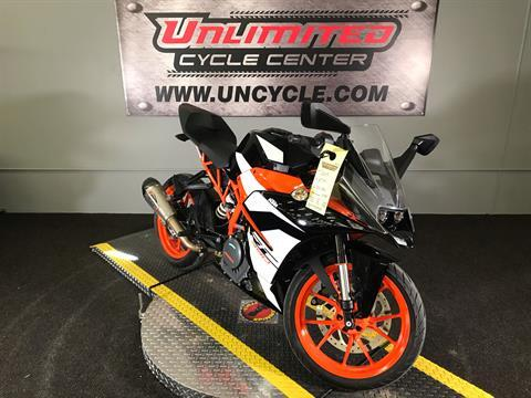 2017 KTM RC 390 in Tyrone, Pennsylvania - Photo 1
