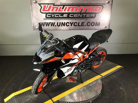 2017 KTM RC 390 in Tyrone, Pennsylvania - Photo 6