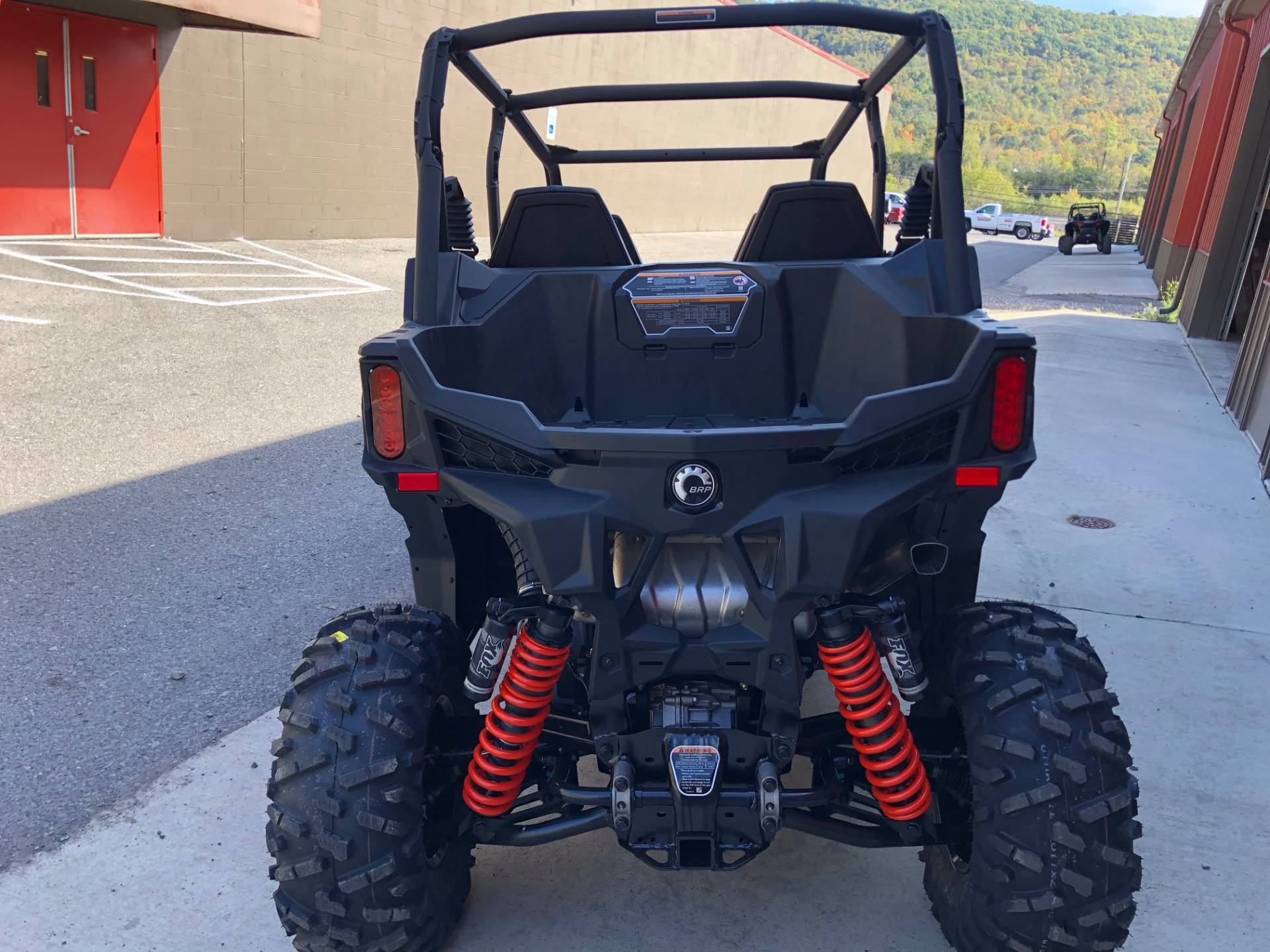 2020 Can-Am Maverick Sport Max DPS 1000R in Tyrone, Pennsylvania - Photo 3