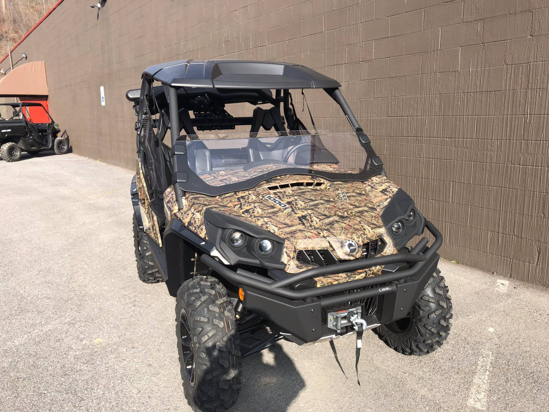 2017 Can-Am Commander 1000 Mossy Oak Hunting Edition in Tyrone, Pennsylvania