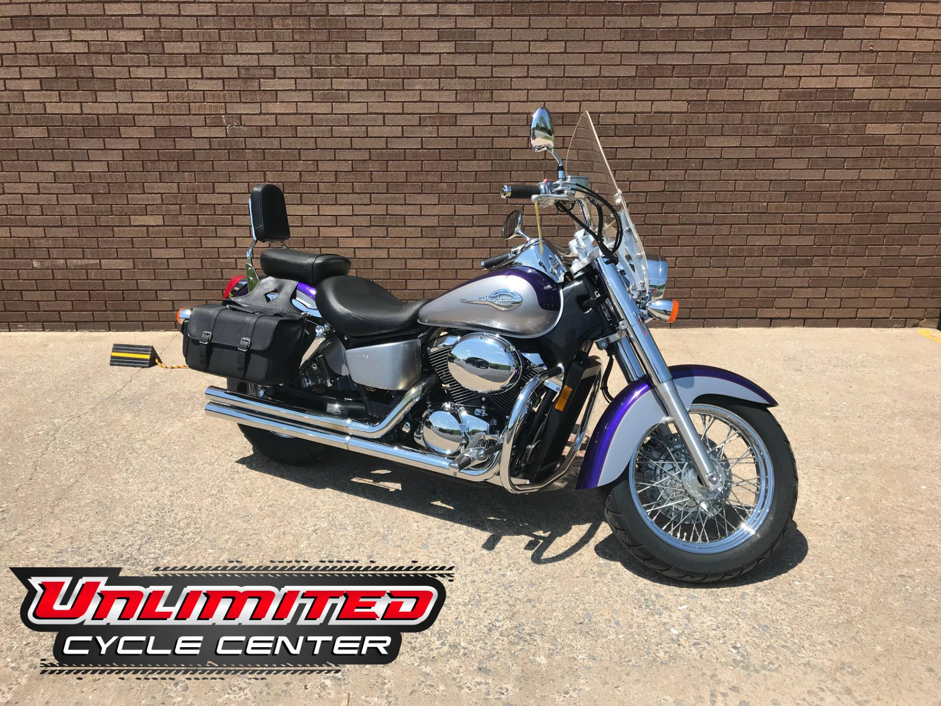 2002 honda shadow ace 750 deluxe motorcycles tyrone. Black Bedroom Furniture Sets. Home Design Ideas