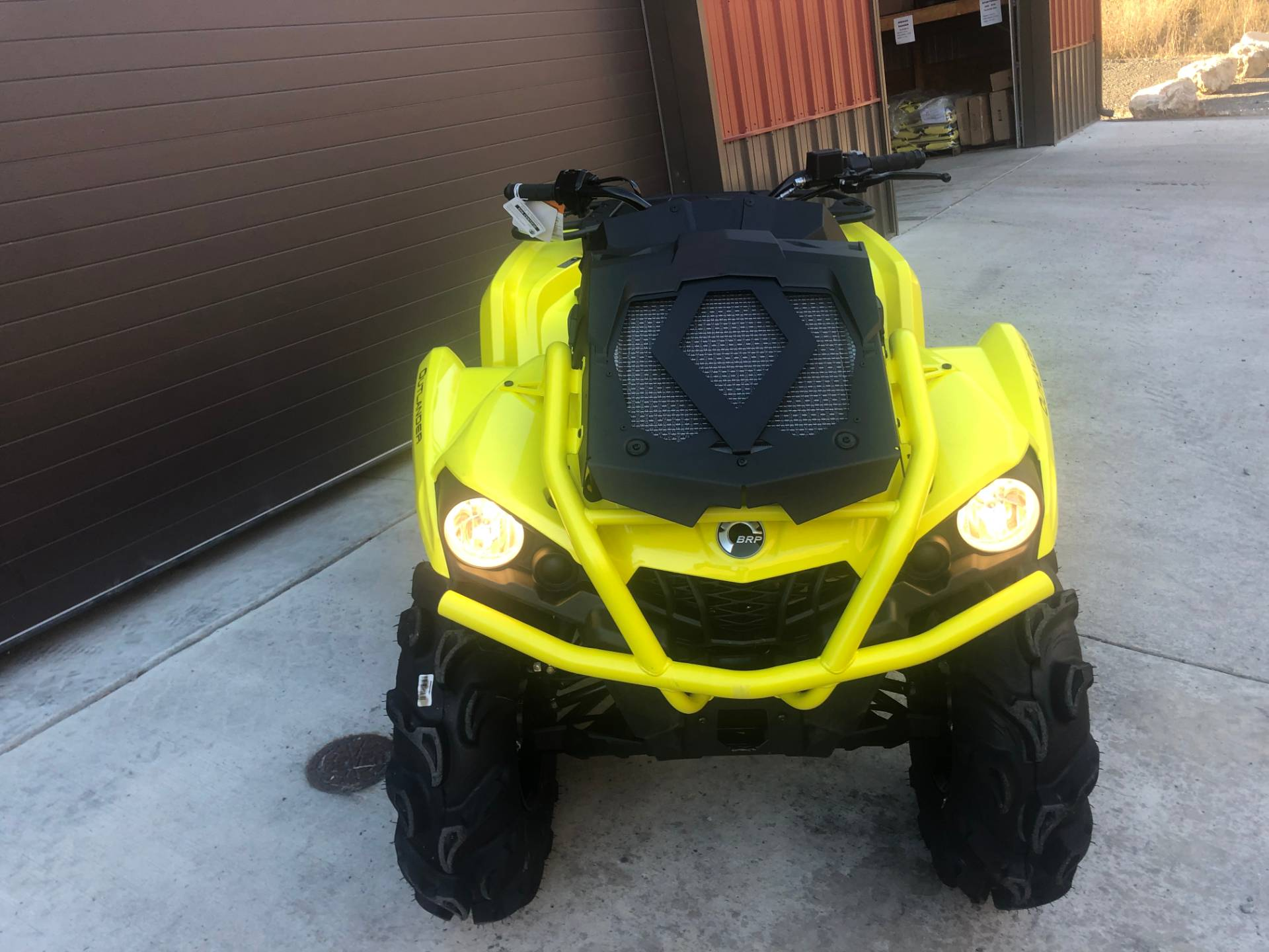 2019 Can-Am Outlander X mr 570 in Tyrone, Pennsylvania - Photo 3