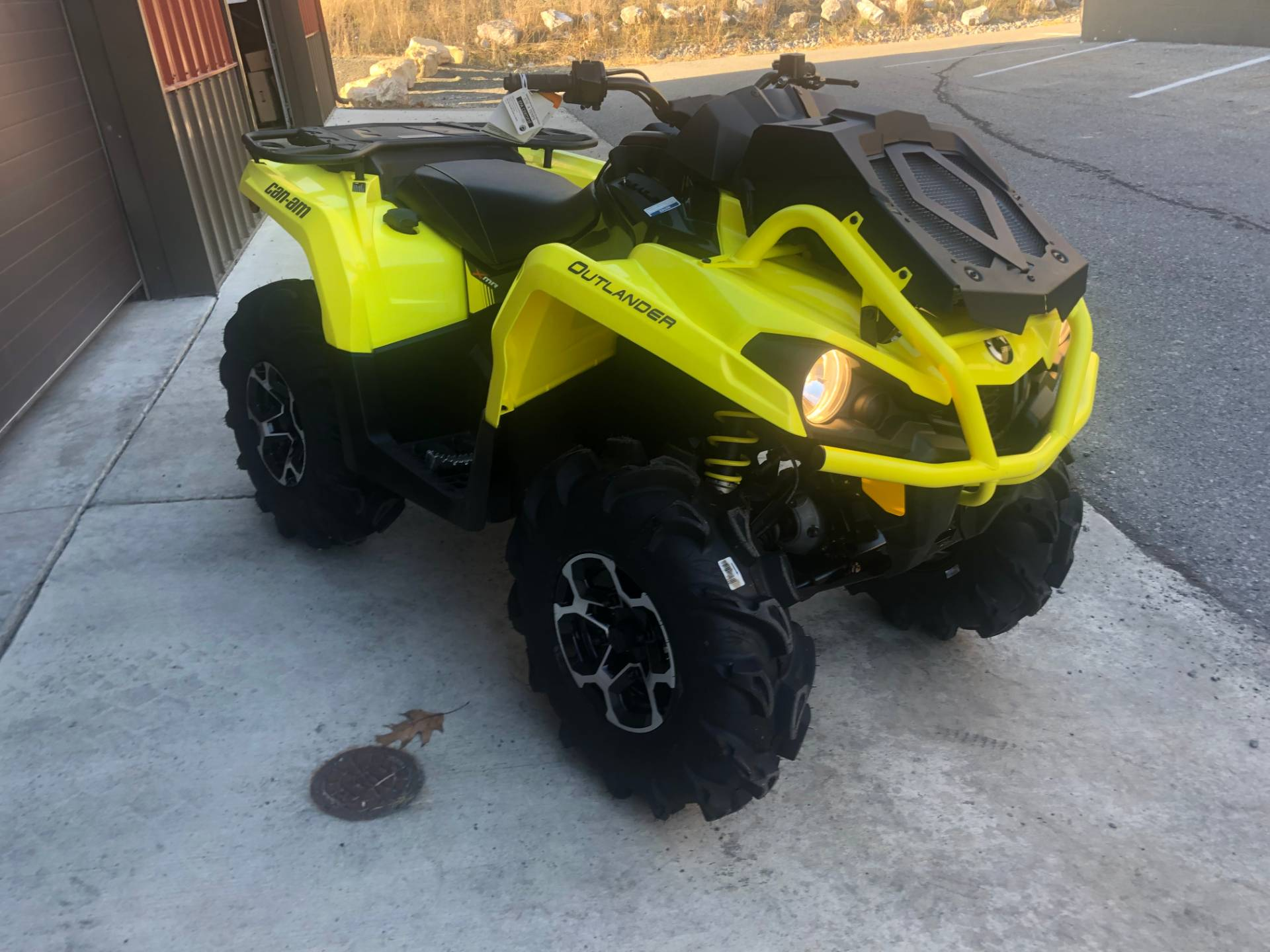2019 Can-Am Outlander X mr 570 in Tyrone, Pennsylvania - Photo 4