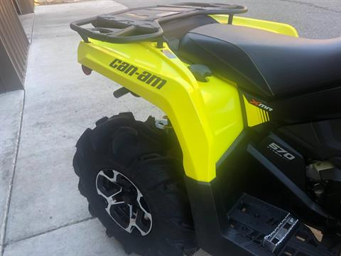 2019 Can-Am Outlander X mr 570 in Tyrone, Pennsylvania - Photo 5