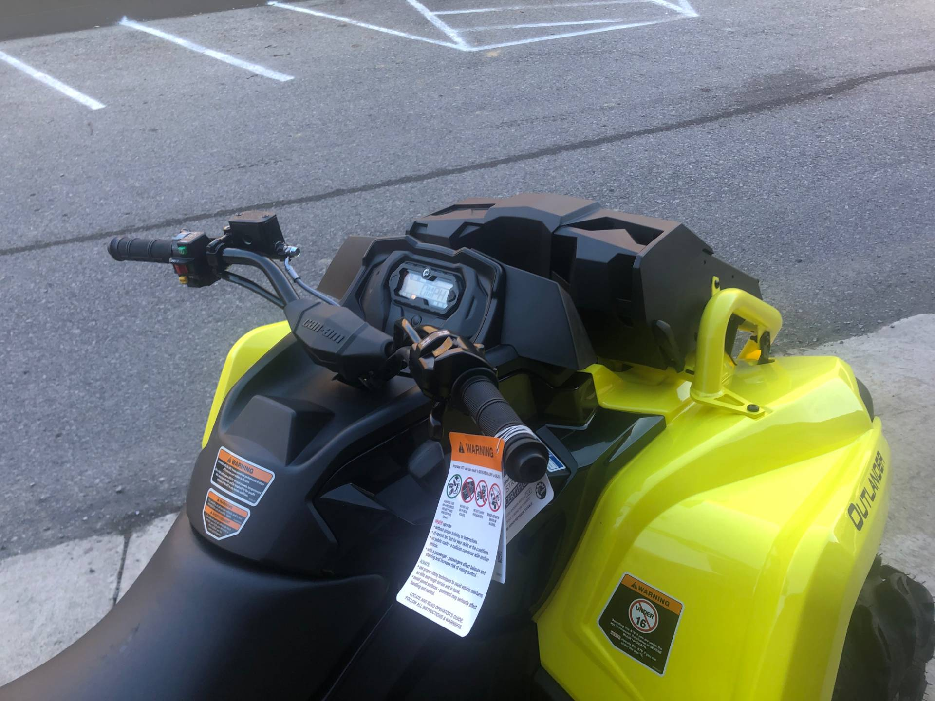 2019 Can-Am Outlander X mr 570 in Tyrone, Pennsylvania - Photo 6