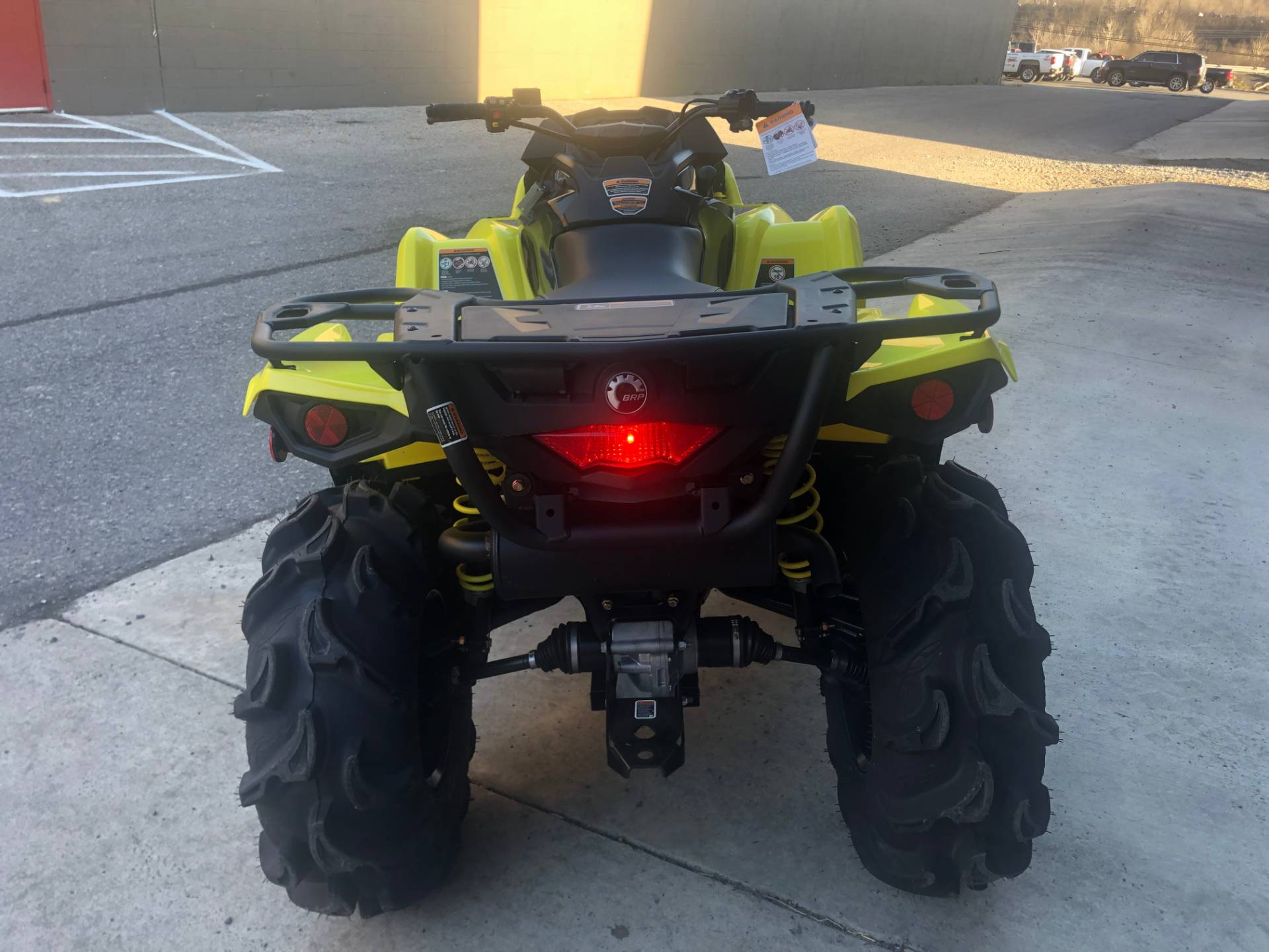 2019 Can-Am Outlander X mr 570 in Tyrone, Pennsylvania - Photo 7