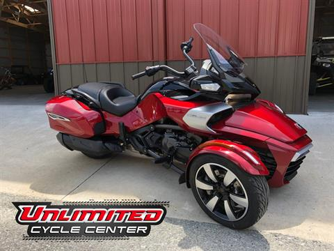 2017 Can-Am Spyder F3-T SE6 in Tyrone, Pennsylvania