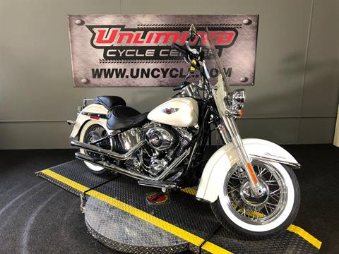 2014 Harley-Davidson Softail® Deluxe in Tyrone, Pennsylvania - Photo 1