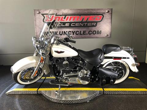 2014 Harley-Davidson Softail® Deluxe in Tyrone, Pennsylvania - Photo 9