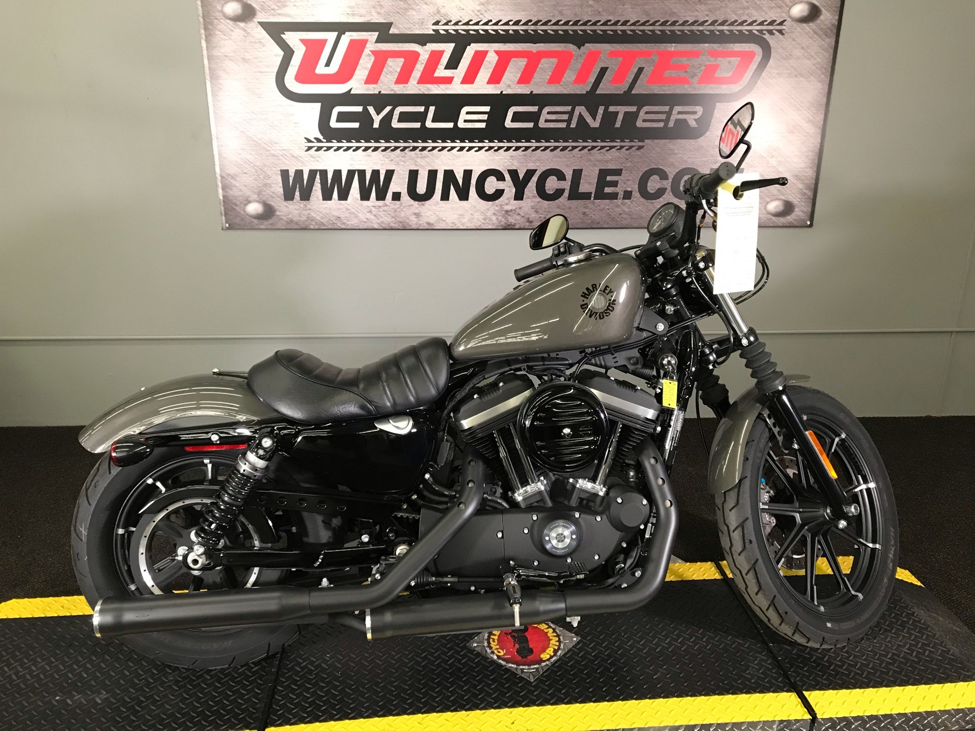 2019 Harley-Davidson Iron 883™ in Tyrone, Pennsylvania - Photo 2