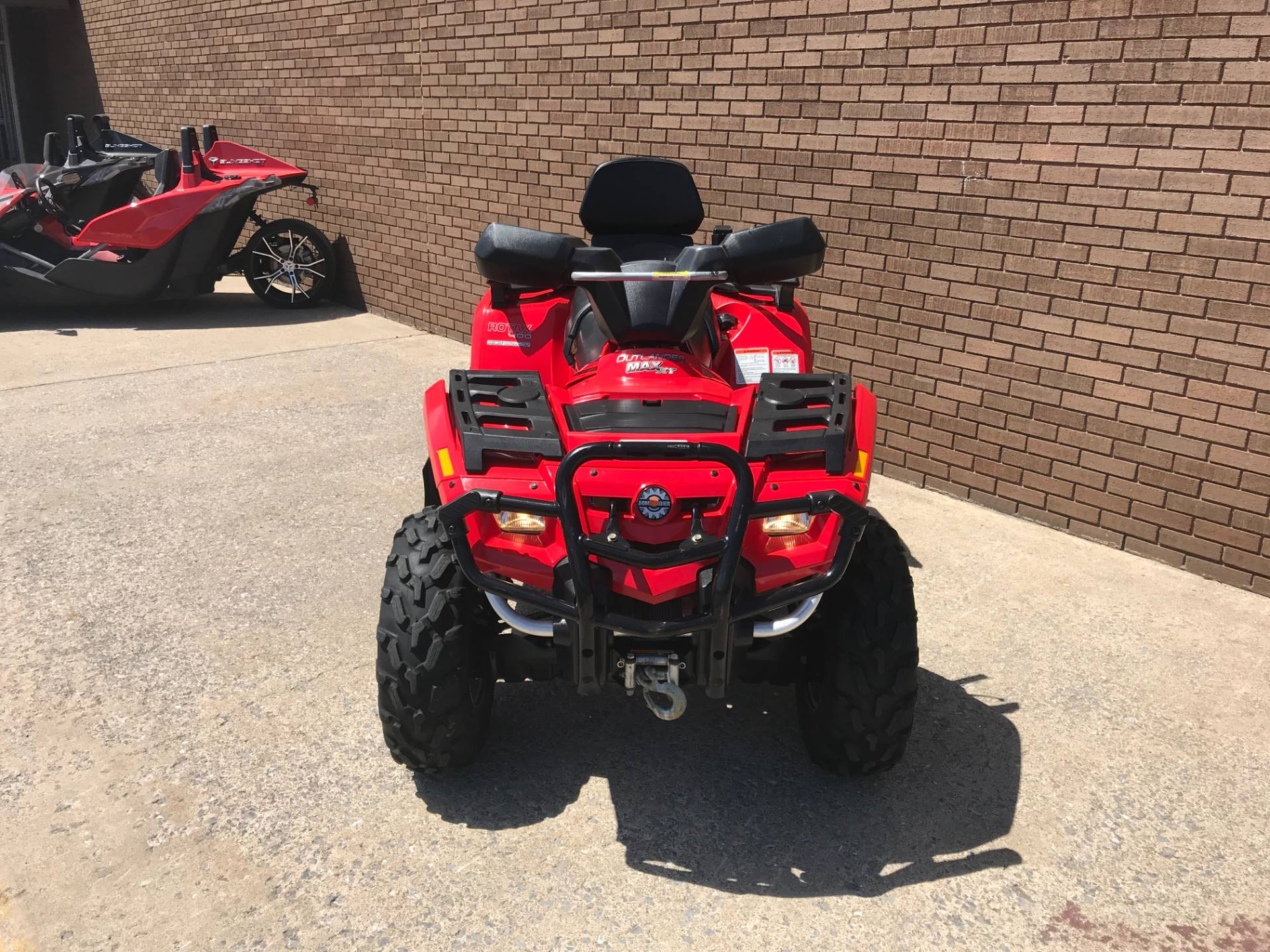 2005 Can-Am Outlander MAX 400 H.O. 4x4 in Tyrone, Pennsylvania