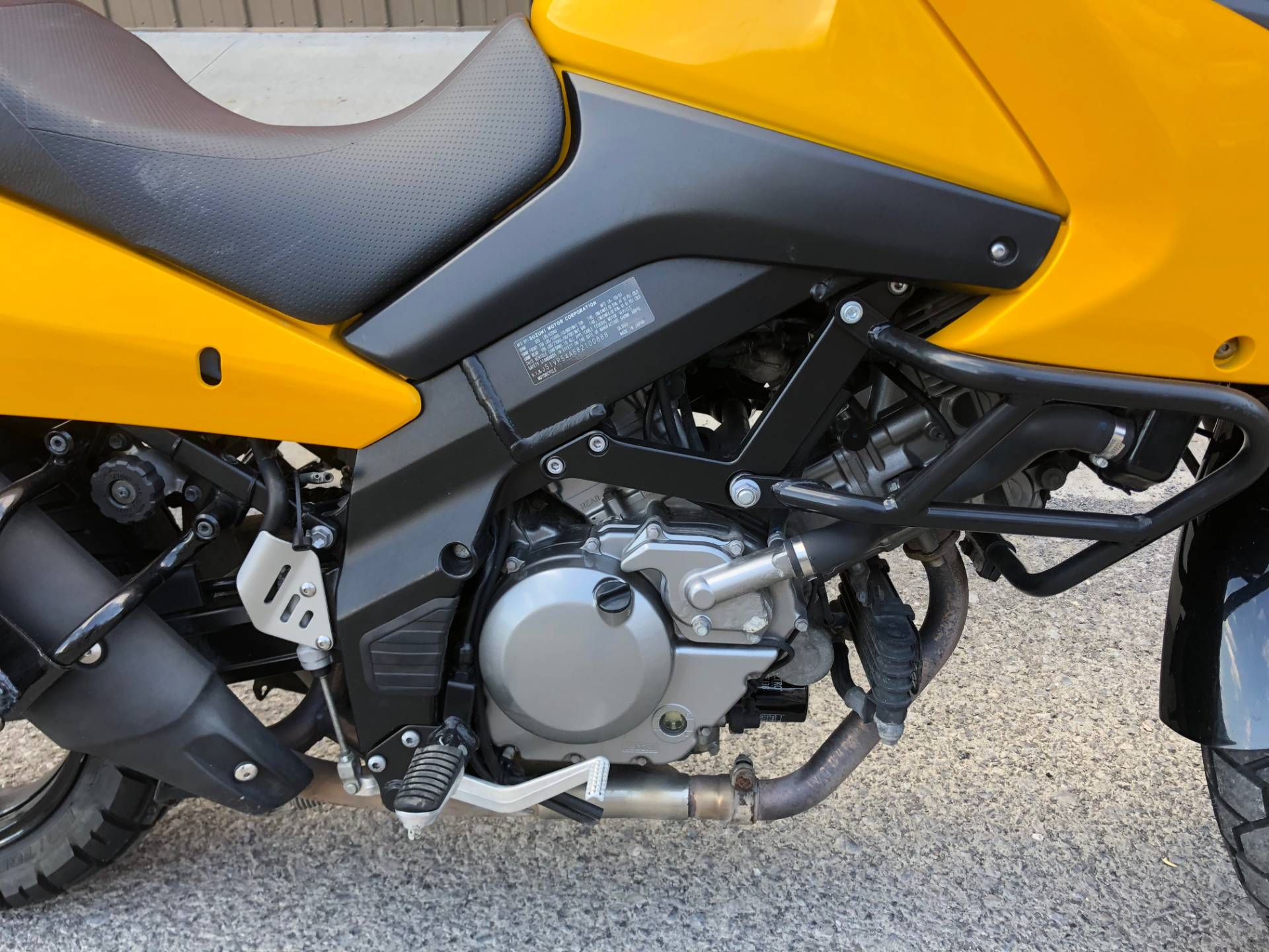 2008 Suzuki V-Strom® 650 in Tyrone, Pennsylvania