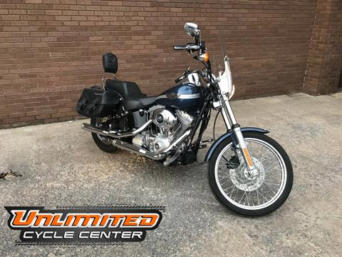2003 Harley-Davidson FXST/FXSTI Softail®  Standard in Tyrone, Pennsylvania - Photo 1