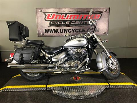 2006 Suzuki Boulevard C50 in Tyrone, Pennsylvania - Photo 1
