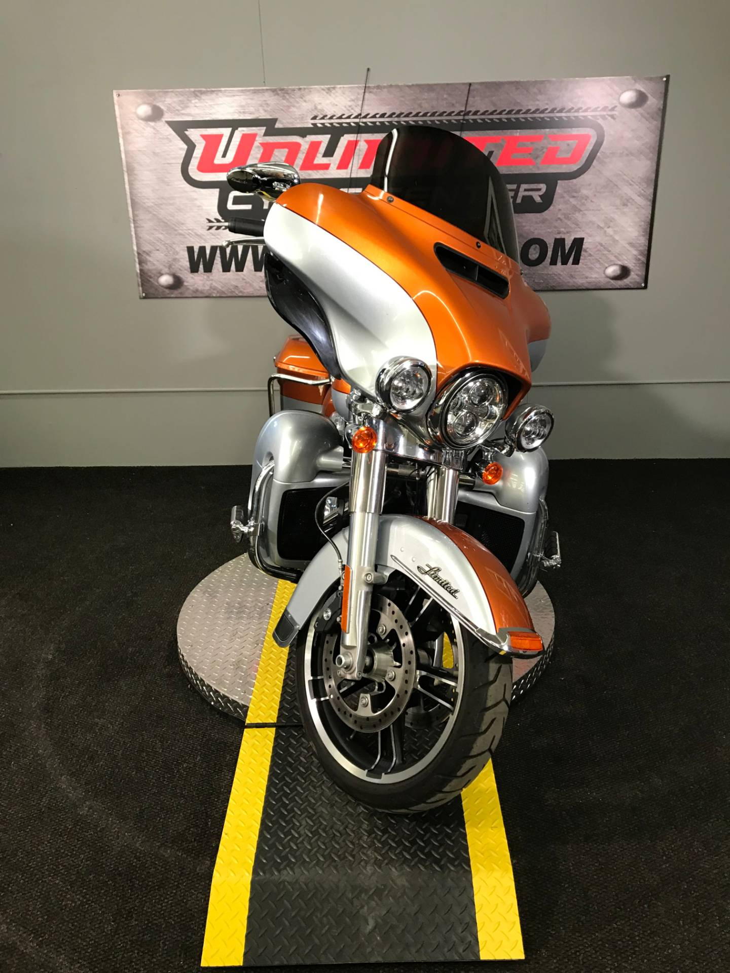 2014 Harley-Davidson Ultra Limited in Tyrone, Pennsylvania - Photo 5