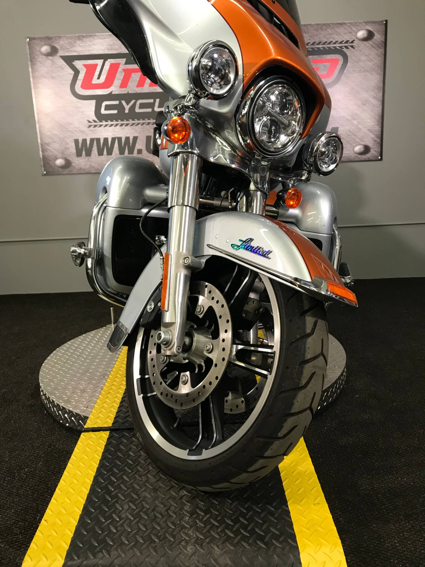 2014 Harley-Davidson Ultra Limited in Tyrone, Pennsylvania - Photo 6