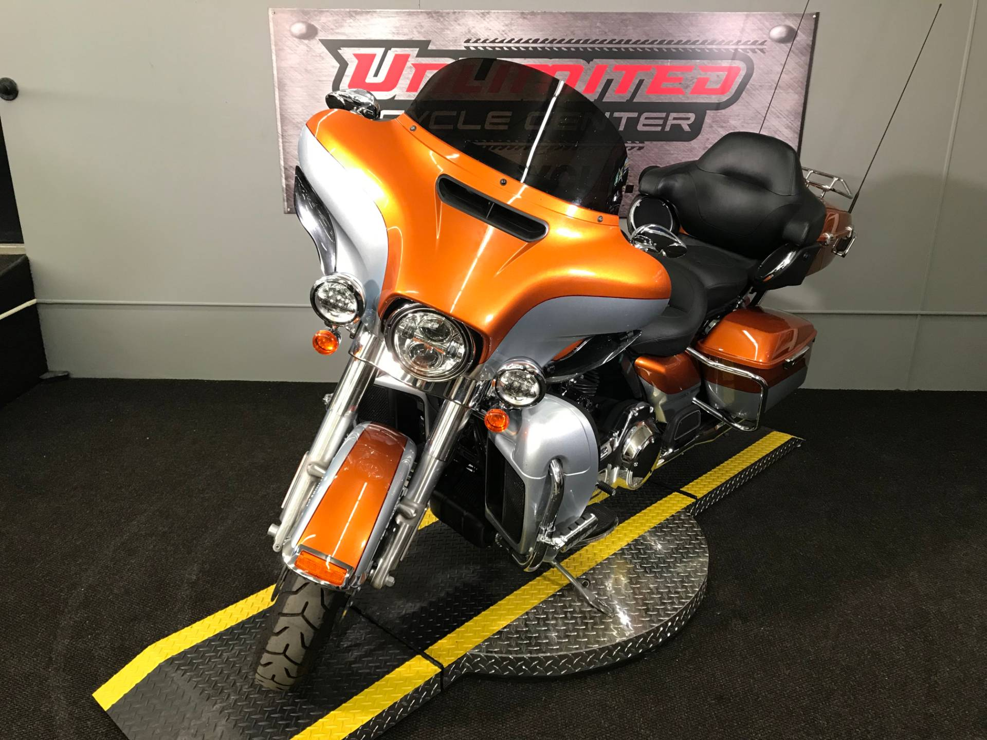 2014 Harley-Davidson Ultra Limited in Tyrone, Pennsylvania - Photo 7