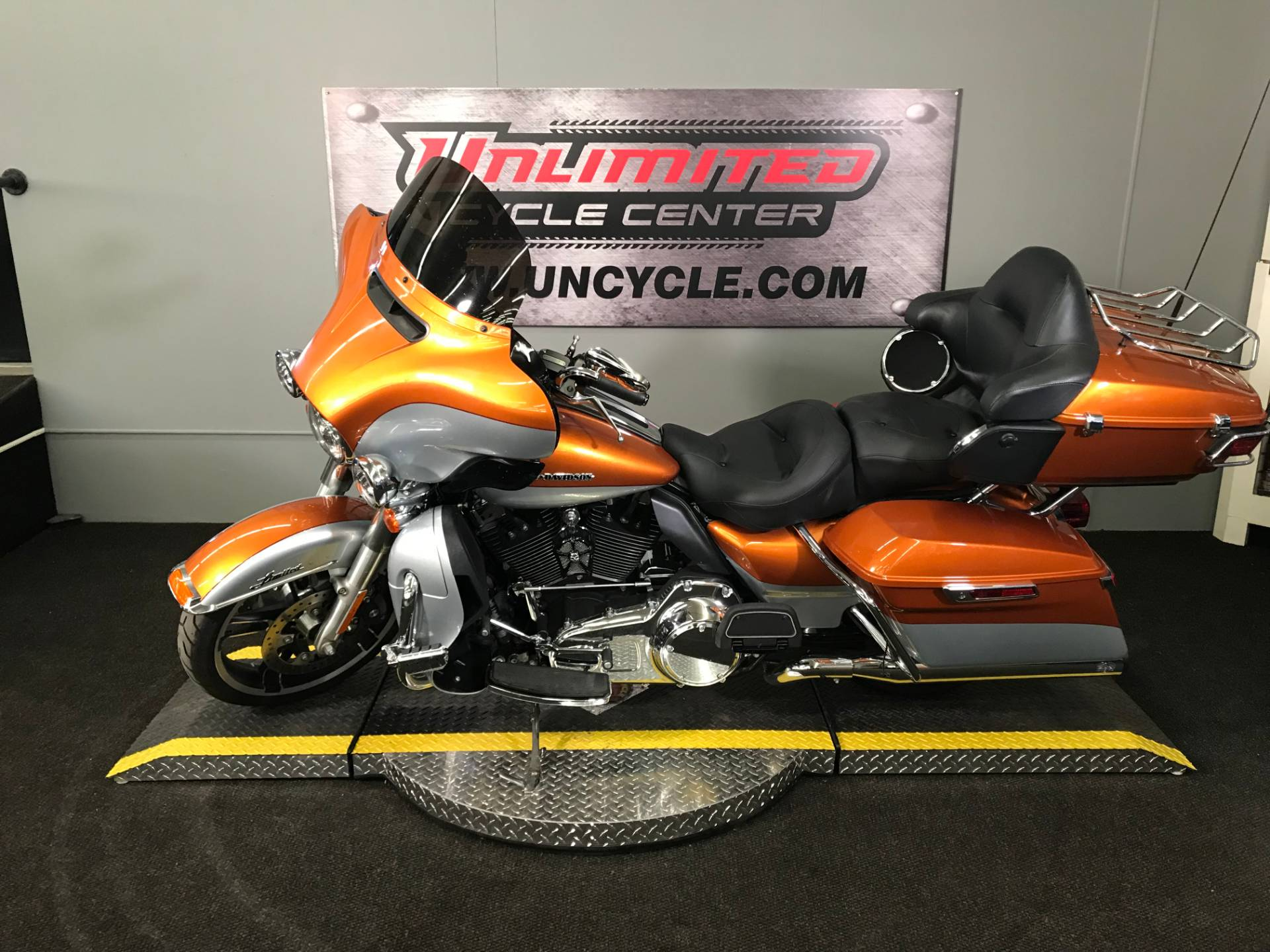 2014 Harley-Davidson Ultra Limited in Tyrone, Pennsylvania - Photo 8