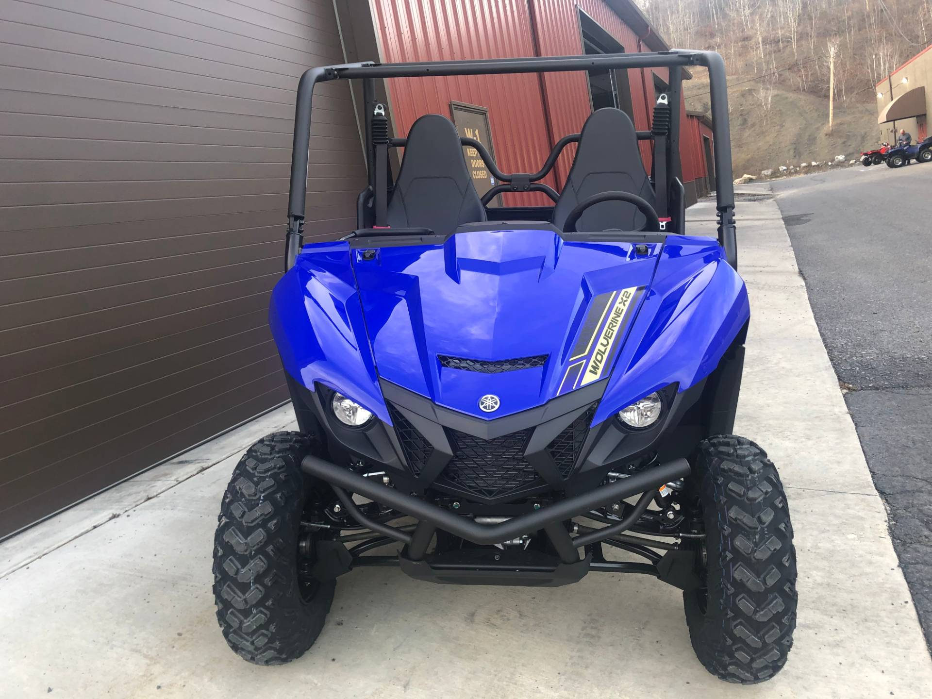 2020 Yamaha Wolverine X2 in Tyrone, Pennsylvania - Photo 3