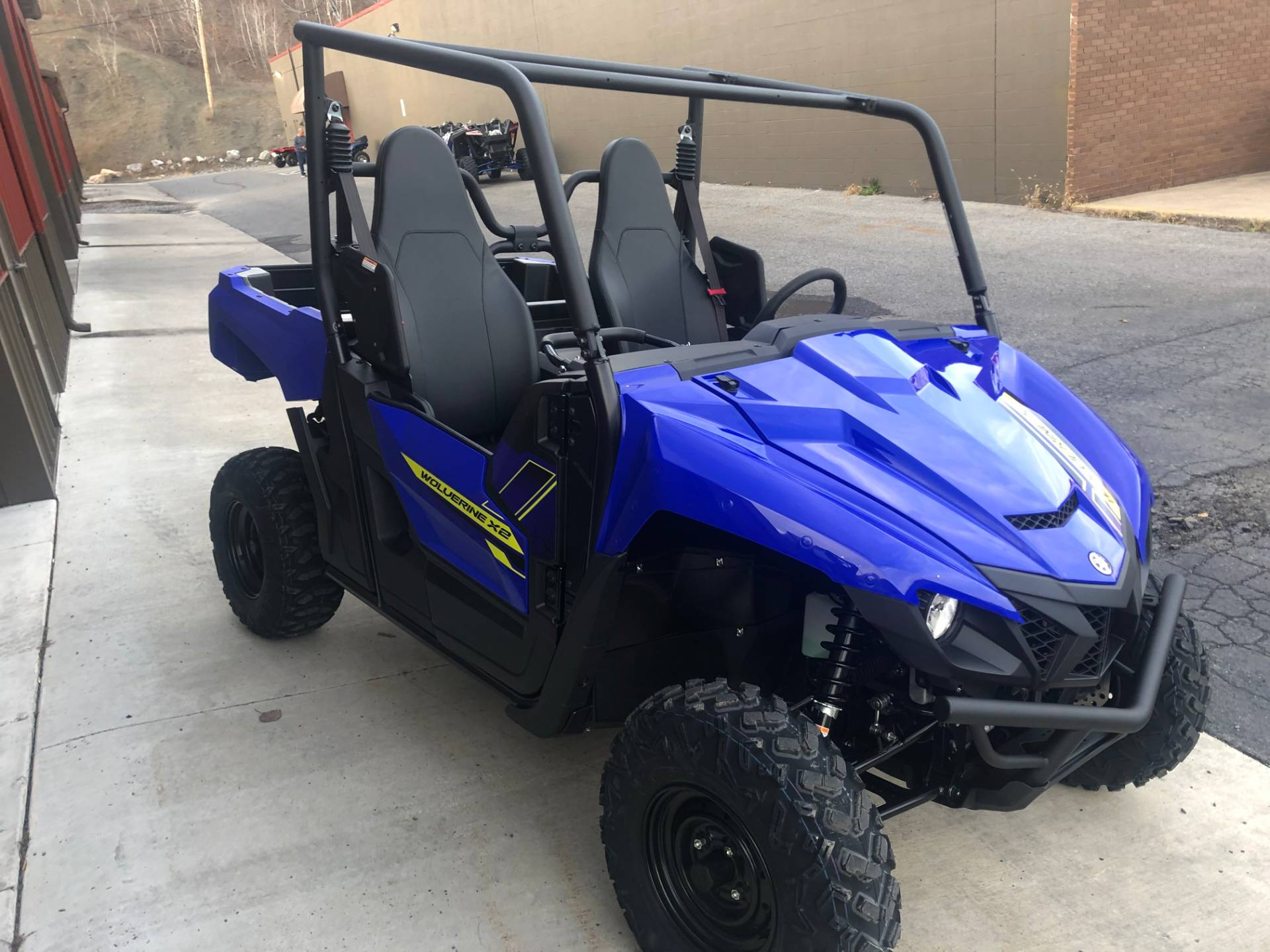 2020 Yamaha Wolverine X2 in Tyrone, Pennsylvania - Photo 4