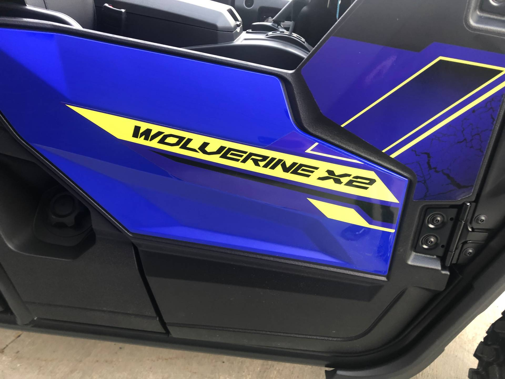 2020 Yamaha Wolverine X2 in Tyrone, Pennsylvania - Photo 5