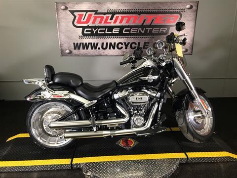 2018 Harley-Davidson Fat Boy® 114 in Tyrone, Pennsylvania - Photo 2