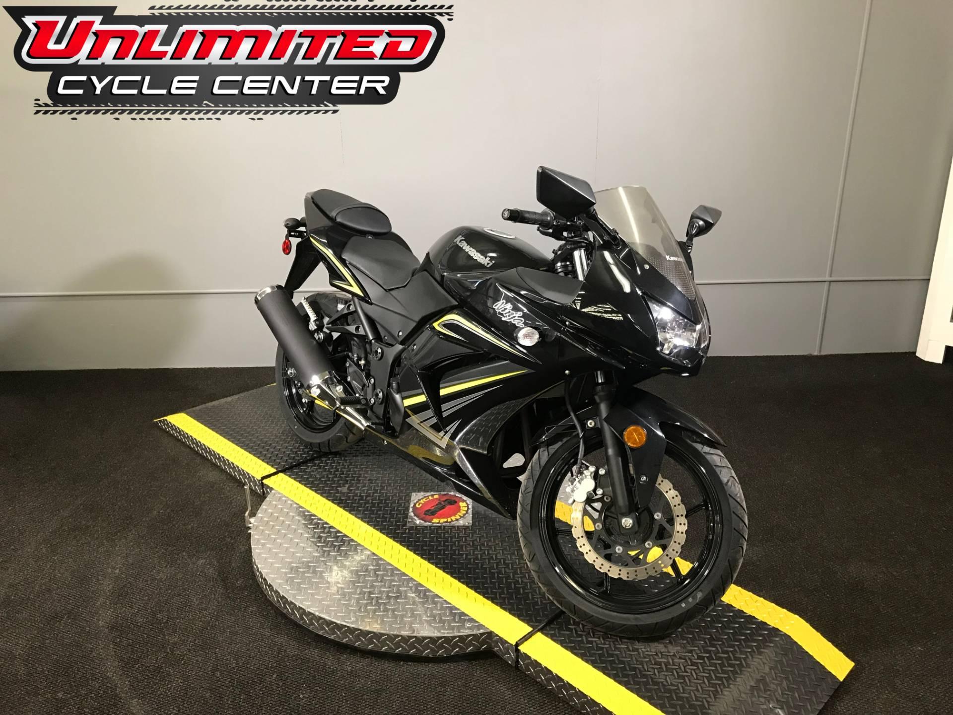 2012 Kawasaki Ninja 250r Motorcycles Tyrone Pennsylvania