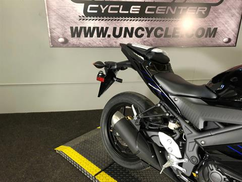 2020 Yamaha YZF-R3 ABS Monster Energy Yamaha MotoGP Edition in Tyrone, Pennsylvania - Photo 3