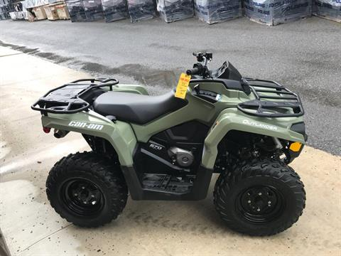 2018 Can-Am Outlander 570 in Tyrone, Pennsylvania - Photo 7