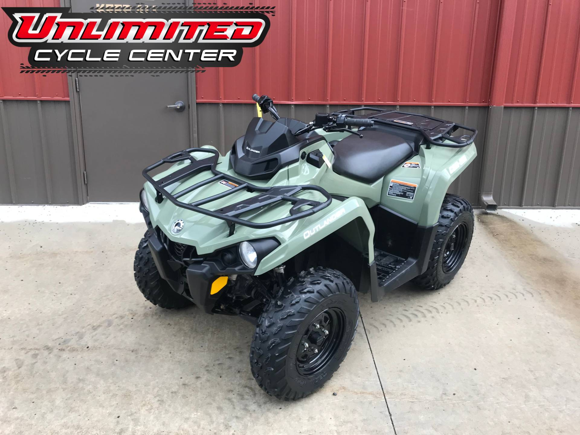 2018 Can-Am Outlander 570 in Tyrone, Pennsylvania - Photo 1
