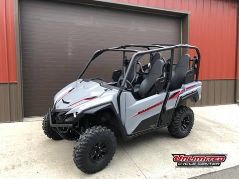 2021 Yamaha Wolverine X4 850 in Tyrone, Pennsylvania - Photo 1