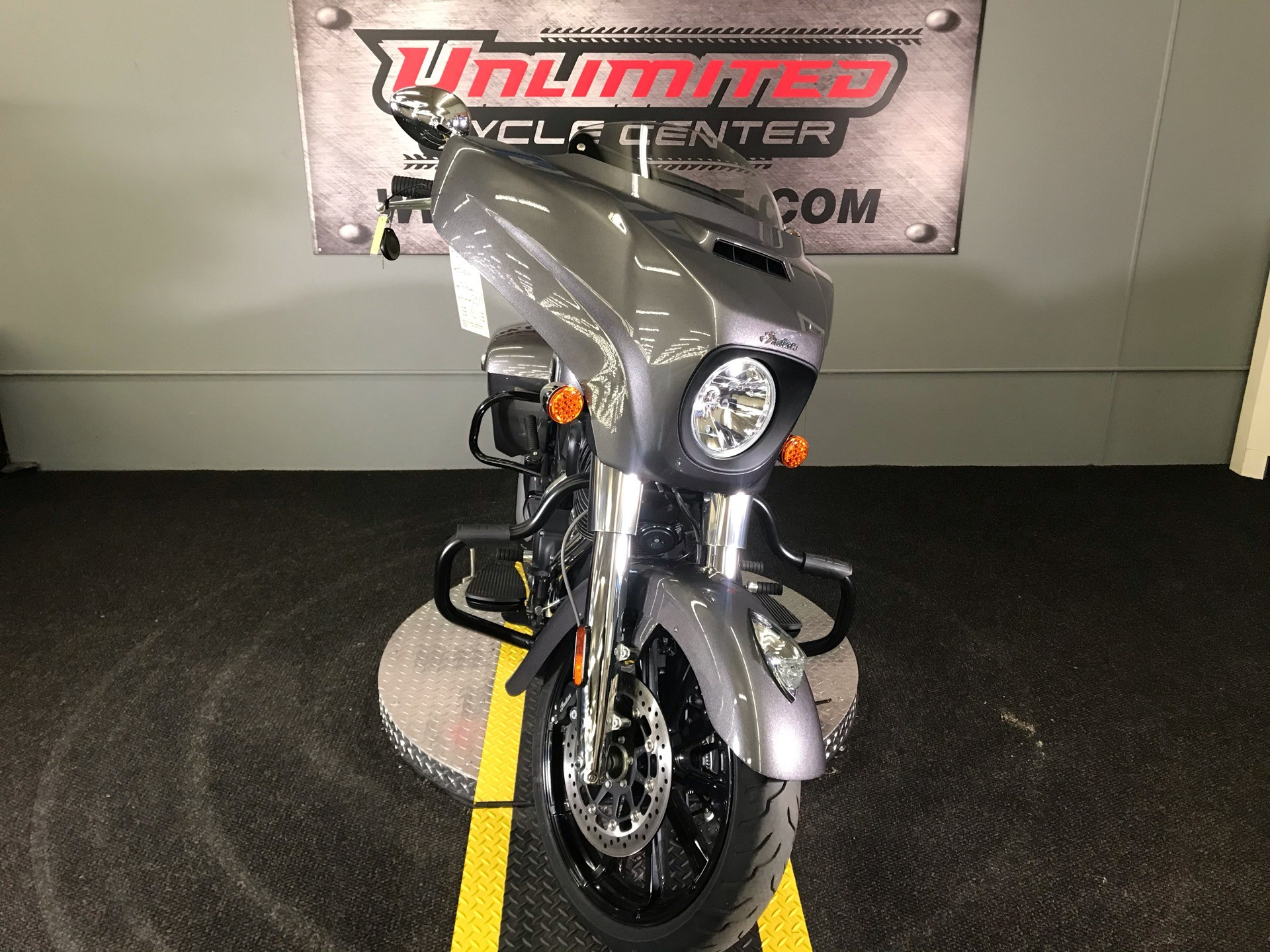 2019 Indian Chieftain® ABS in Tyrone, Pennsylvania - Photo 4
