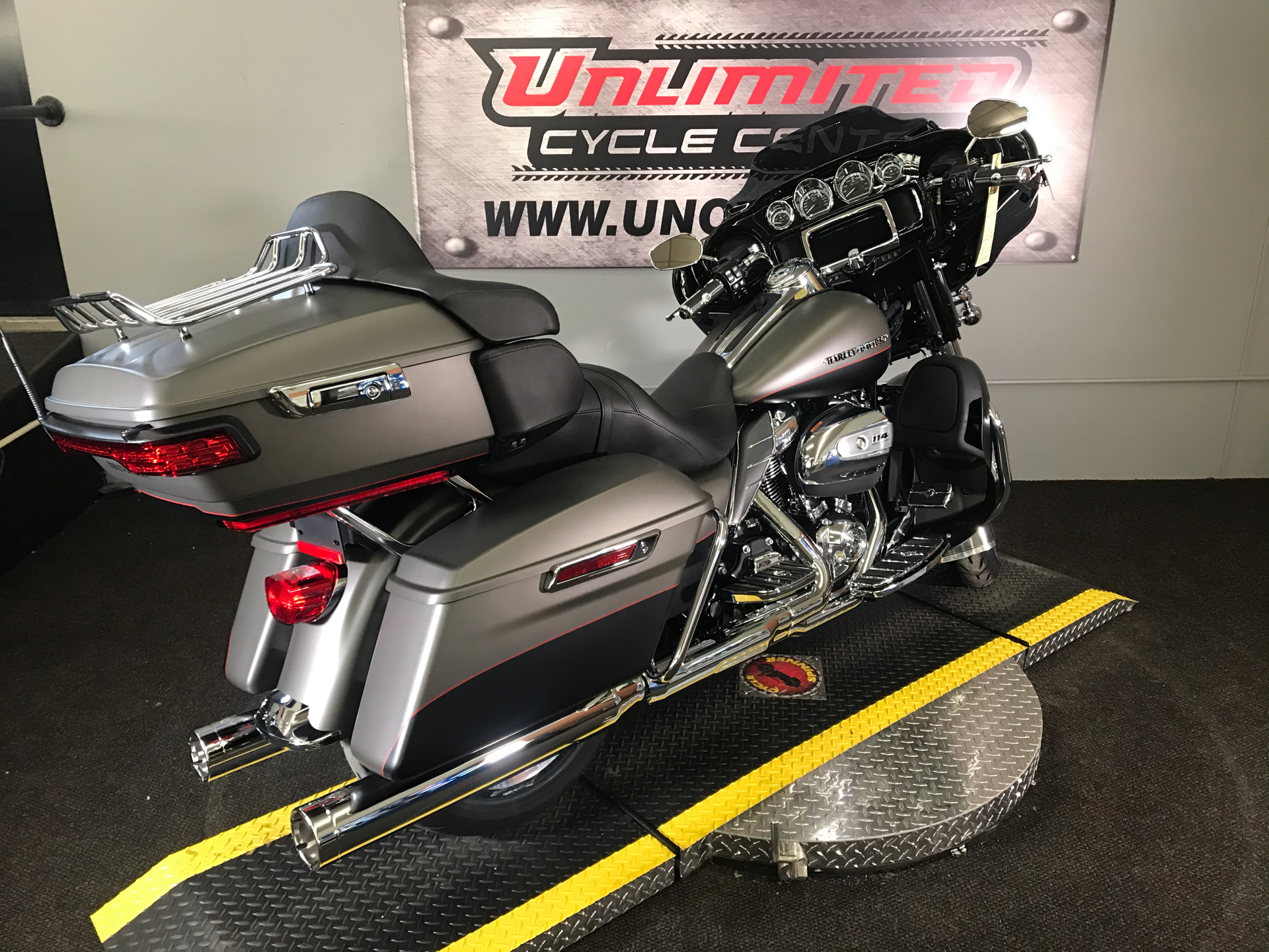 2019 Harley-Davidson Ultra Limited in Tyrone, Pennsylvania - Photo 14