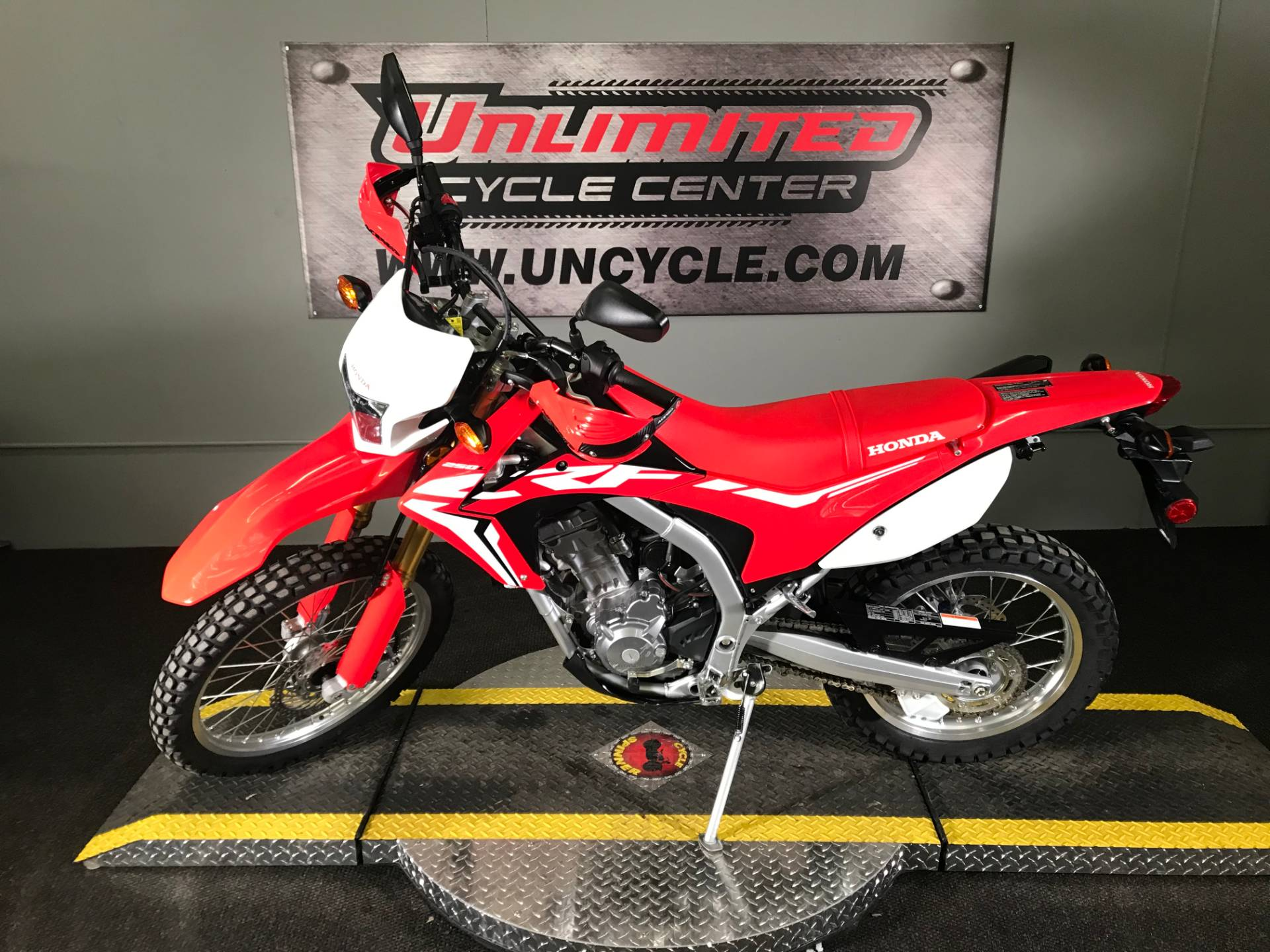 2017 Honda CRF250L in Tyrone, Pennsylvania - Photo 6