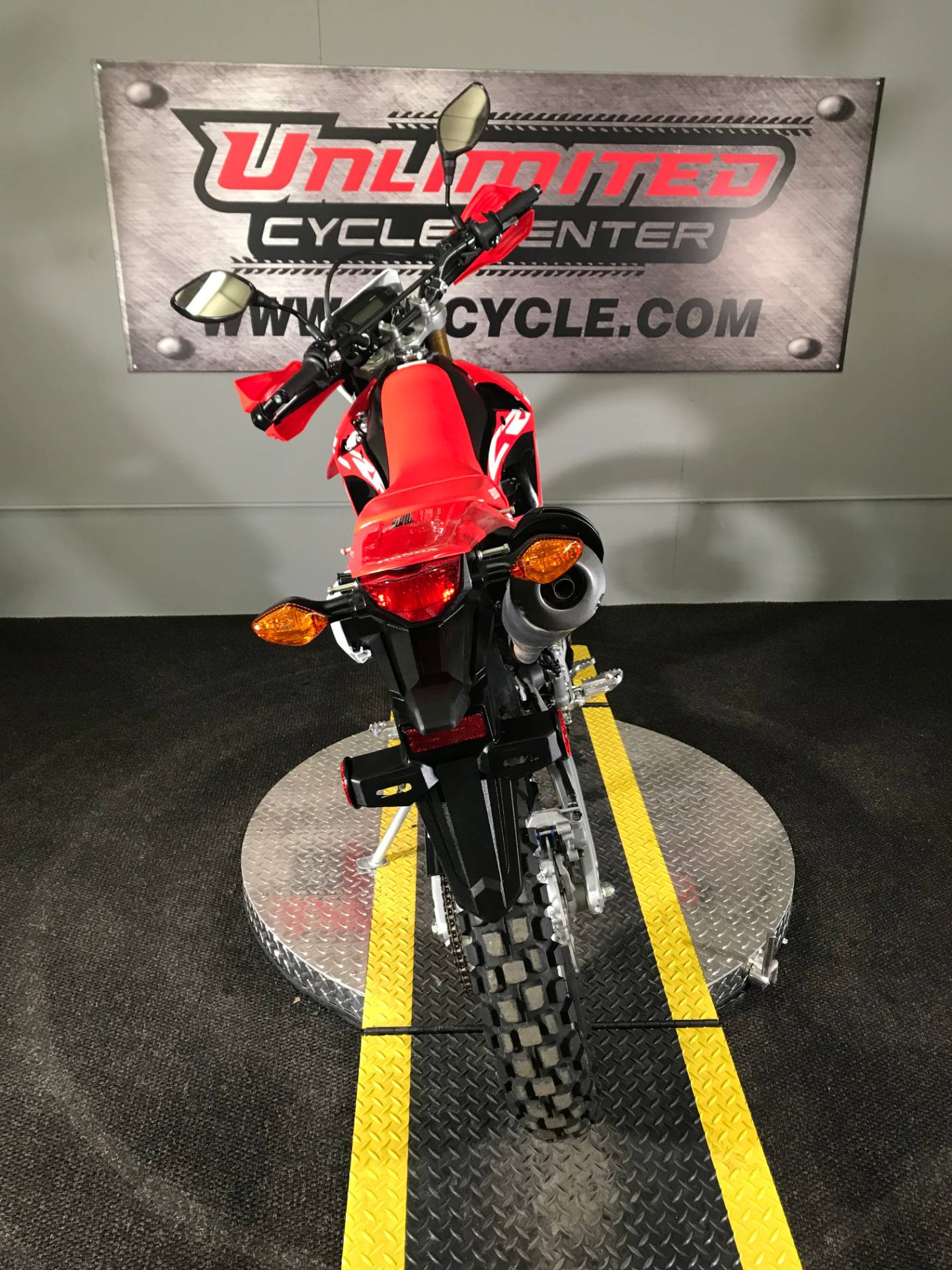 2017 Honda CRF250L in Tyrone, Pennsylvania - Photo 9