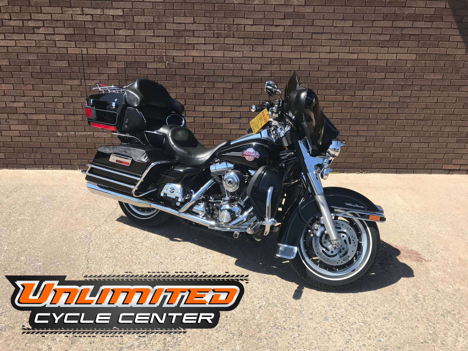 2005 Harley-Davidson FLHTCUI Ultra Classic® Electra Glide® in Tyrone, Pennsylvania
