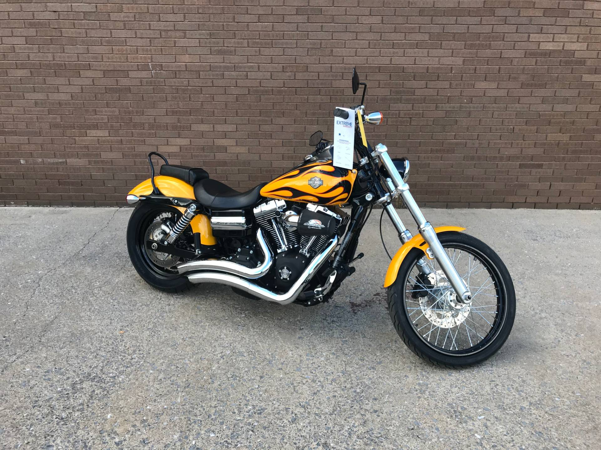 2011 Harley-Davidson Dyna® Wide Glide® in Tyrone, Pennsylvania - Photo 2