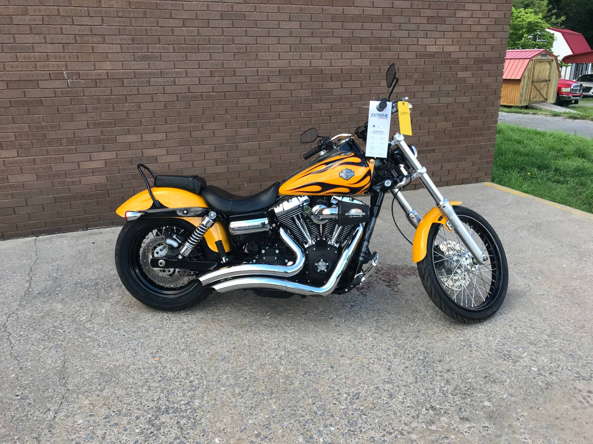 2011 Harley-Davidson Dyna® Wide Glide® in Tyrone, Pennsylvania - Photo 3