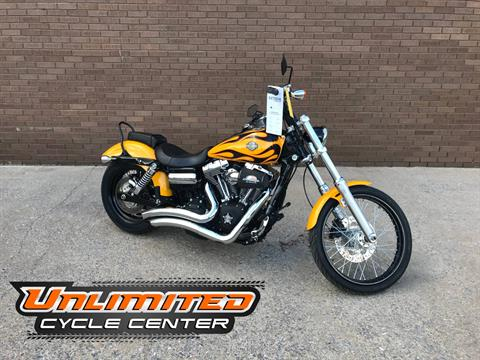 2011 Harley-Davidson Dyna® Wide Glide® in Tyrone, Pennsylvania - Photo 1