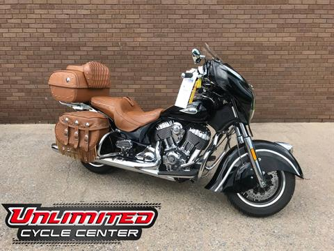 2017 Indian Roadmaster® Classic in Tyrone, Pennsylvania