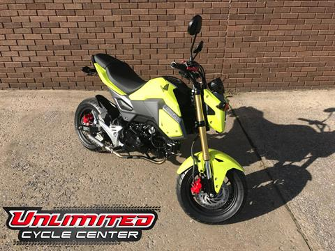 2018 Honda Grom in Tyrone, Pennsylvania
