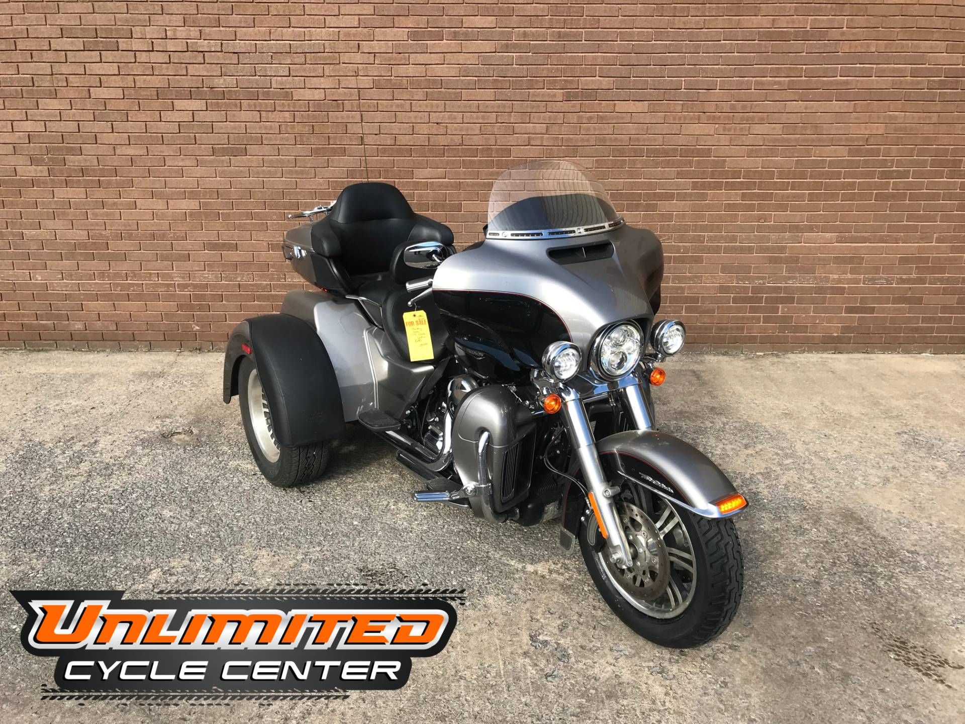 2016 Harley Davidson Trike Tri Glide Ultra Review: 2016 Harley-Davidson Tri Glide® Ultra Trikes Tyrone