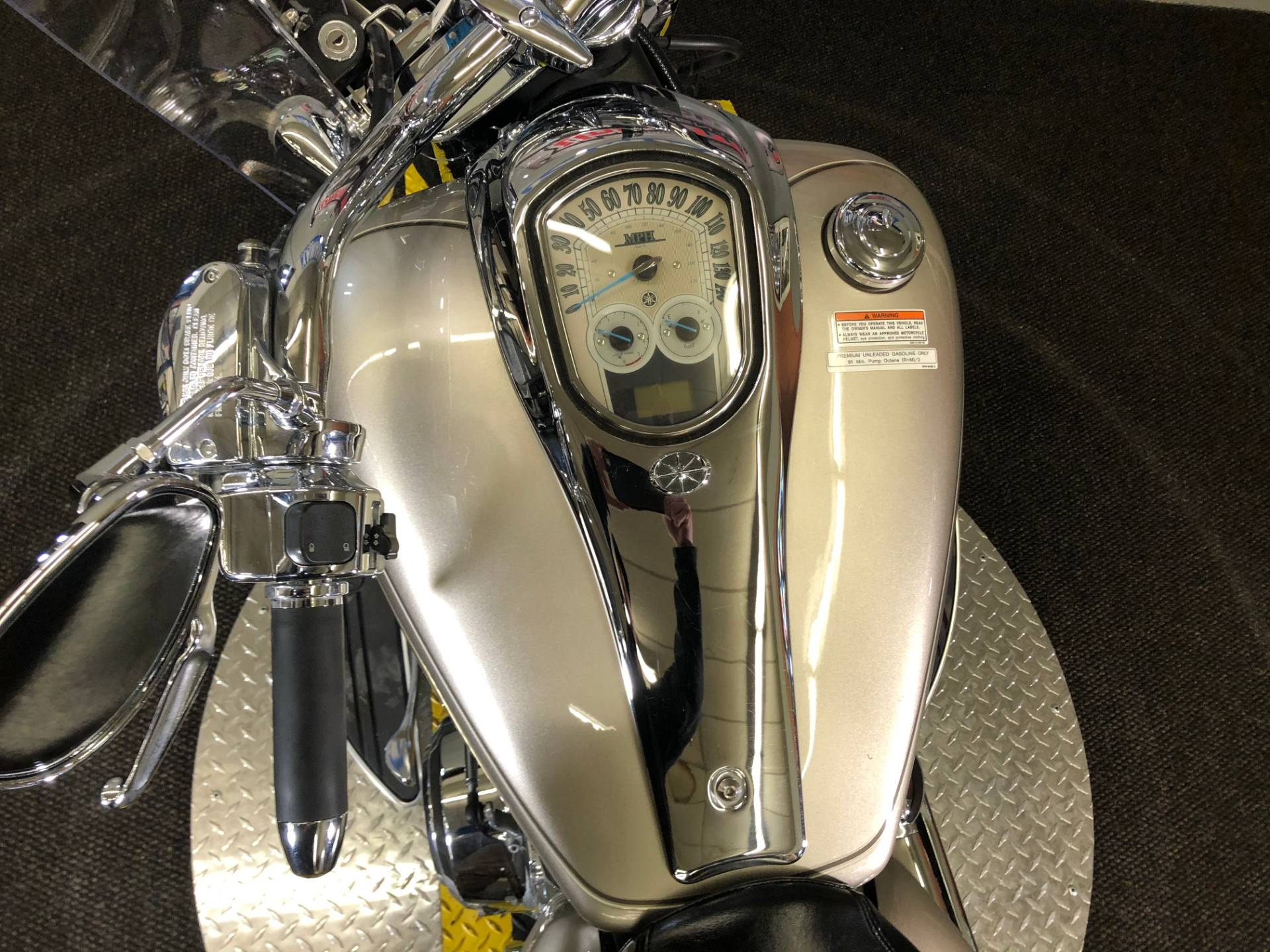 2008 Yamaha Stratoliner S in Tyrone, Pennsylvania - Photo 13