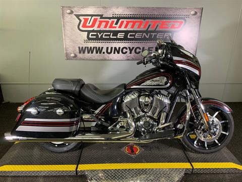 2018 Indian Chieftain® Limited ABS in Tyrone, Pennsylvania - Photo 2