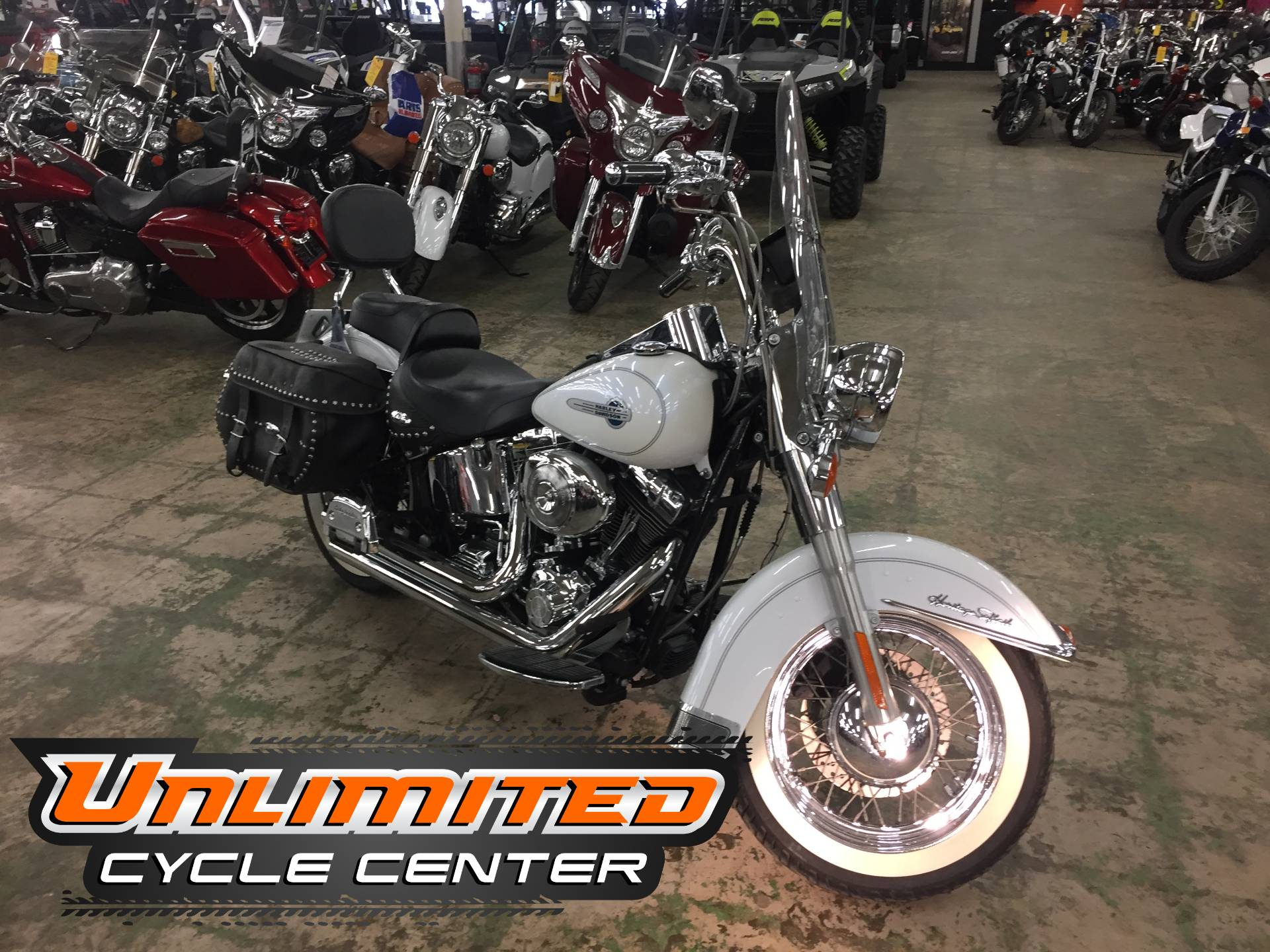 2004 Harley-Davidson FLSTC/FLSTCI Heritage Softail® Classic in Tyrone,  Pennsylvania