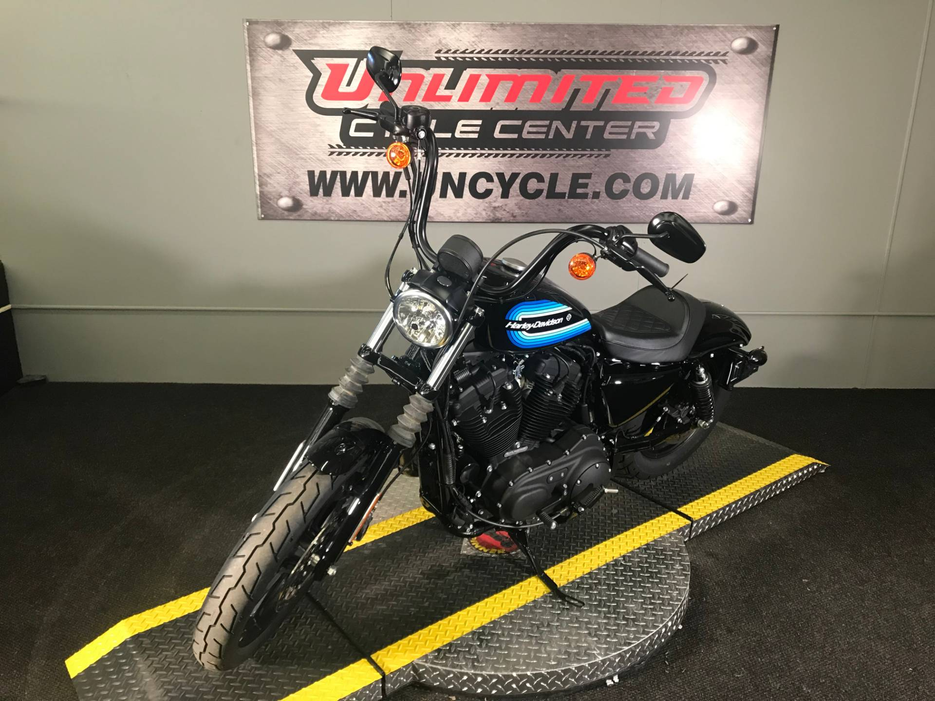 2018 Harley-Davidson Iron 1200™ in Tyrone, Pennsylvania - Photo 5